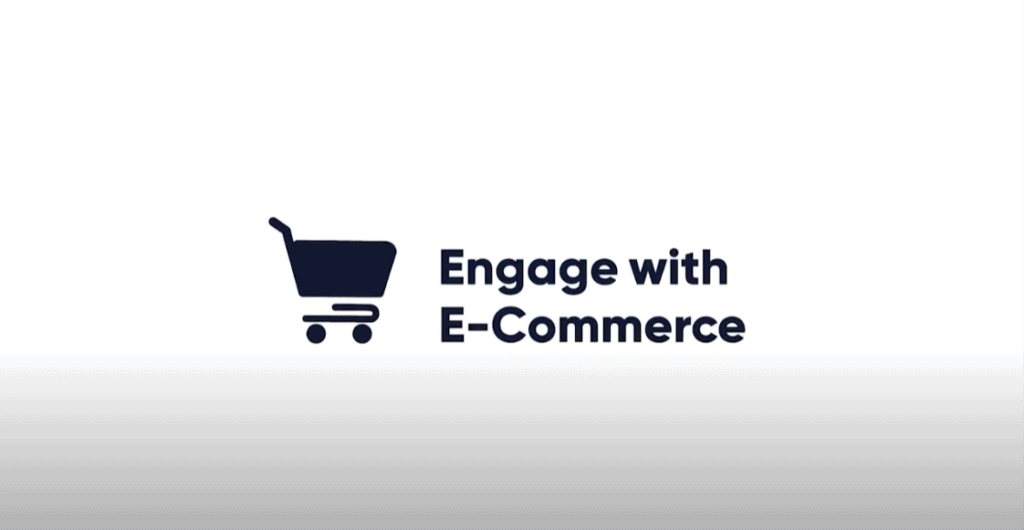 Video: Engage with E-commerce Episode 3 - KISS, tell people what you're selling