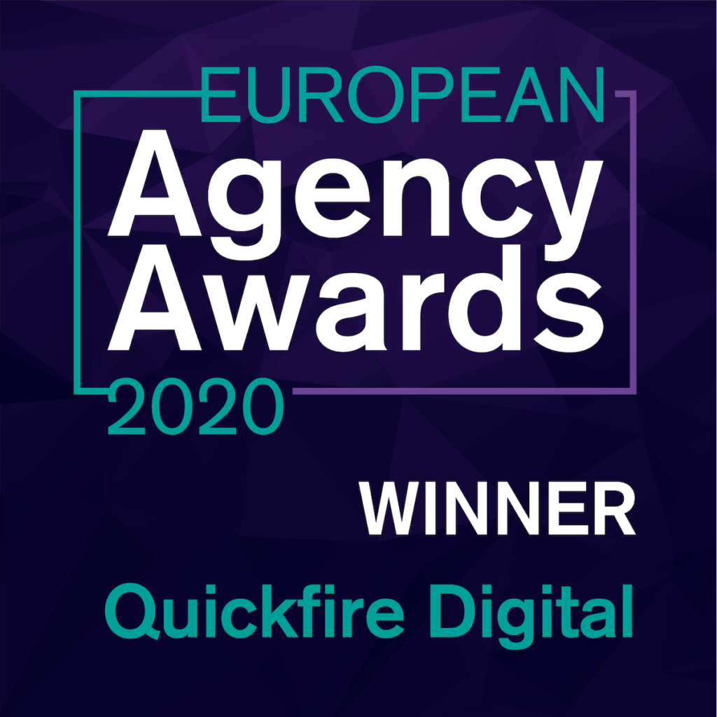 European Agency Awards: Winner