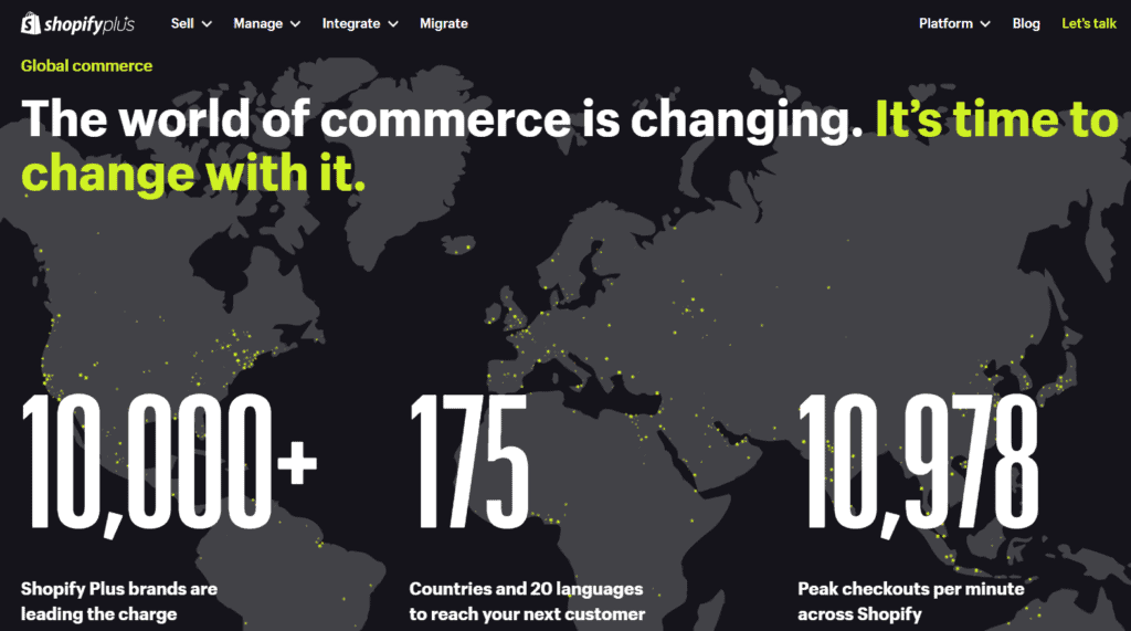 Video: When, why and how to move to Shopify Plus - with Shopify